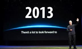 2013 There`s a lot to look forward to