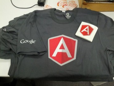 camiseta angular