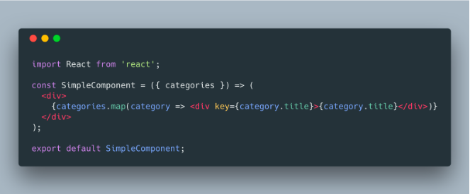 Recompose en REACT