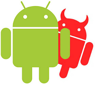 Android and Devil Android
